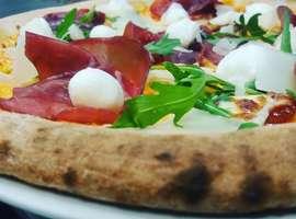 Pizza Bresaola Le Borsalino Auray.